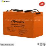 Batterie automatique de cycle de gel chaud profond de vente 12V 200ah pour le système solaire
