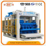 La lógica completa Sistema de control Siemens inteligente PLC y del componente electrónico de la máquina Qt10-15D Cemento fabricación de ladrillos