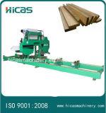 Hc600水平バンドは木製バンドについては見た機械を見た