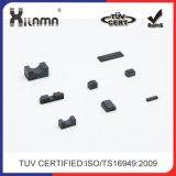 Magnete di ceramica sinterizzato permanente del ferrito dell'altoparlante dei motori