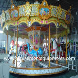 広州中国の簡単なCarousel Amusement Machine Manufacturer