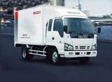 최신 Isuzu 600p Double Row 밴 Truck