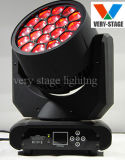19*12W RGBW 4 In1 LED/Bee Eye 19 СИД Beam Moving Head Stage Light