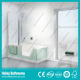 Hot Selling Shower Walking in Door Montado na banheira (SB101N)