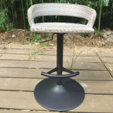 Rattan Furniture Billboard Bar Stools will be Lobby Hotel and Villa (FS-R001)