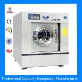 Volle Sets Wäscherei-Maschinen einschließlich Unterlegscheibe-Trockner Ironer Falz