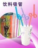 Het Drinken van de Rang van het Voedsel het Materiële Artistieke pp Stro van uitstekende kwaliteit