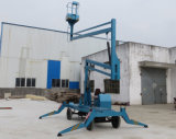 Auto-Propelled di 10-24m Crank Arm Aerial Work Platform (SG 1000NEW E)