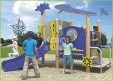 PE размера Kaiqi спортивная площадка малого деревянного напольная для заднего двора, сада и селитебного парка