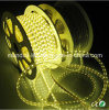 Directe Sale 220V 5050 60LEDs/M LED Strip met Plug (5050-R60S-IP65)
