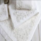 Ultimo Fancy popolare Jacquard Design Towel (DPFT8081)
