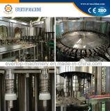 병 순수한 광수 충전물 기계