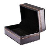 Caja de empaquetado CB-046 de la exhibición del cuero de la PU de la alta calidad