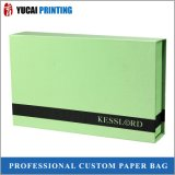 2.0mm Cardboard Box Green Box Gift Paper Box