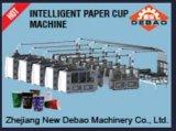 Taza de papel múltiple que forma la conexión de la máquina
