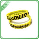 L'OEM a fait à prix usine l'excellent bracelet de bracelet de silicium pour la musique