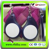 13.56MHz RFID Schlüsselmarke für Zugriffssteuerung