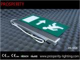 La meilleure lumière automatique de vente de sortie de secours (PR-968)