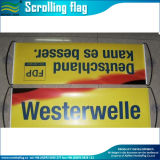Bandierine delle bandiere di Scrolling della mano (M-NF35P09004)