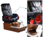 Beauty Salon (A204-36-S)를 위한 호화스러운 Used Pedicure Chair