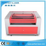 Maquinaria quente do corte do laser do CO2 da venda 2016 para a matéria têxtil Home