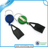 Abzeichen-Bandspule mit Belüftung-Kartenhalter-Feuerzeug-Leine