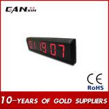 [Ganxin] de Klok van de Gymnastiek van de LEIDENE 2.3inch 6digital Muur van de Vertoning