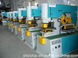 Máquina de perfuração e de corte combinada hidráulica Multi-Function universal do trabalhador do ferro da máquina