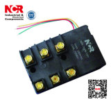 24V trifase Magnetic Latching Relay (NRL709G)