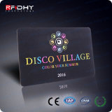 Cartão do PVC dos presentes da forma/cartão de sociedade/cartão do disconto RFID