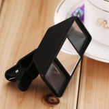 3D Universal Mini Camera Lens com o Clip para o iPhone Samsung Vr Box Glasses Google Cardboard Mate Virtual