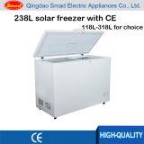 congelador solar da caixa do congelador solar do congelador da C.C. de 138L 12V