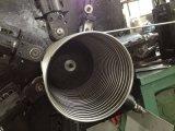 Tube flexible de pipe de tuyau d'échappement d'acier inoxydable faisant la machine
