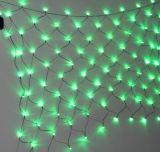 2.5m com luzes claras da rede da aranha do Natal do diodo emissor de luz da economia de energia do diodo emissor de luz