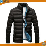 I cappotti riempiti uomini all'ingrosso del rivestimento di bombardiere di inverno scaldano il rivestimento di pattino