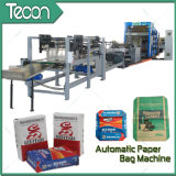 Flexo Printing를 가진 Kraft Paper Bag Fabrication Facilities