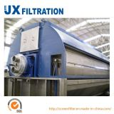 Tipo filtro do raspador de cilindro giratório do vácuo