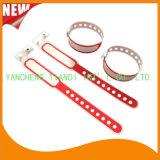 Infant ID Bracelet Wristbands Bands (8020C18)書の病院Plastic