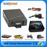 Perseguidor popular do carro do GPS do fabricante com plataforma de seguimento nova