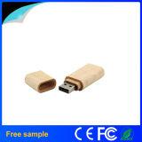 Impulsión de madera del flash del USB del rectángulo de alta velocidad clásico