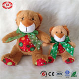새해 사자 귀여운 아랫배 연약한 채워진 견면 벨벳 사자 장난감
