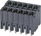 Блок LCP материальный Pluggable терминальный с тангажом 3.5mm (WJ15EDGRHB-THT)