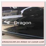 decoración del coche del cromo del 15m los 49FT, ajuste de los parachoques de los capos motor de las puertas de Windows que moldea