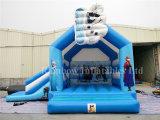 Fabrik-Großverkauf-unterschiedliche Thema-Auslegung-aufblasbares gefrorenes Prahler-Plättchen kombiniert