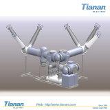 SF6 126kvGIS Gas Geïsoleerdi Mechanisme (zfw-126/t2500-40)