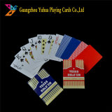 Cartões de jogo brandnew do PVC