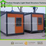 Het geprefabriceerde Huis van de Container voor het Kamp van de Arbeid