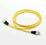 Кабель оптического волокна FC-FC однорежимный двухшпиндельный