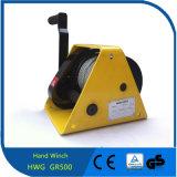 Torno eléctrico del torno de energía del torno de la mano de la herramienta de mano de la grúa del torno del alzamiento eléctrico 4X4
