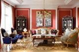 Mobilia di legno classica del sofà